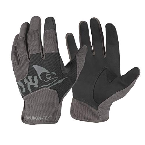 Helikon-Tex All Round Fit Tactical Gloves Handschuhe Light - Black/Shadow Grey A, Black/Shadow Grey, M