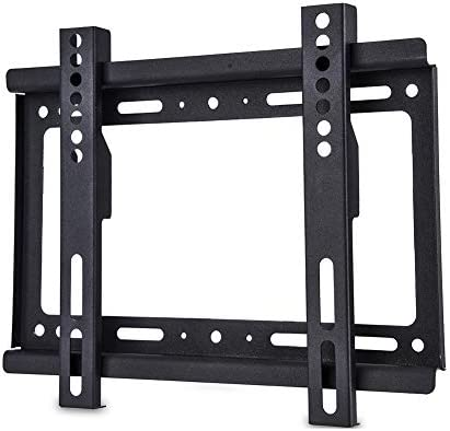 TV Wall Mounts Tilting Bracket for or 14 40in LCD LED TV up to 55 LBS Loading Capacity VESA product image