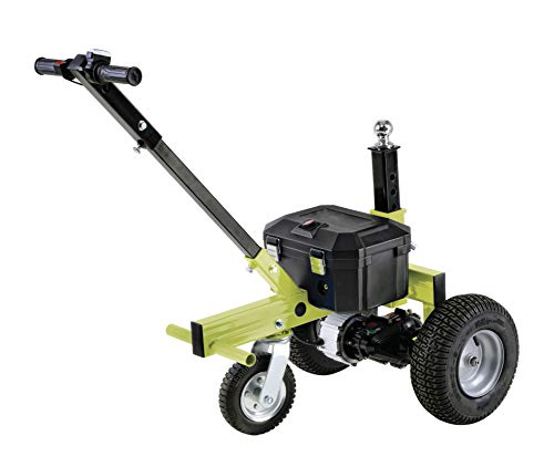 Tow Tuff TMD-3500ETD Electric Trailer Dolly, Green