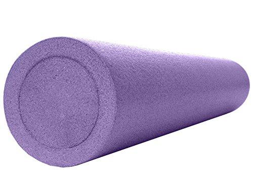 Kawanyo Pilates- & Yogarolle Faszienrolle Yoga Gymnastik Pilates Rolle 90 cm