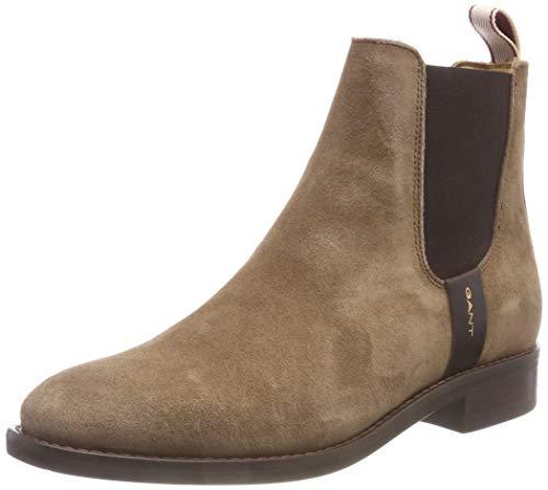 GANT Footwear Damen FAY Chelsea Boots, Braun (Mud Brown G467), 38 EU