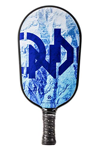 Onix Summit Pickleball Paddle with Elongated Hitting Surface Paddle Shape to Give Players a Longer Reach