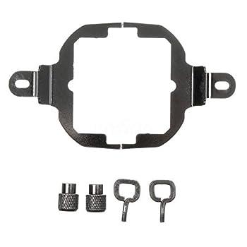 Cooler Mounting Bracket For FM3 AM3 AM4 Kit For H60 2018  H100i H115i