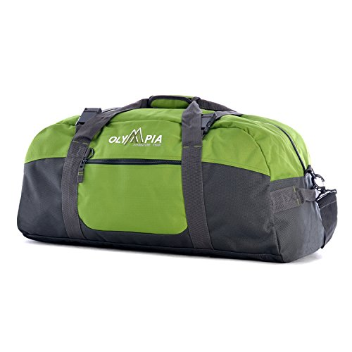 Olympia Sports Duffel Bag, Green, 42 Inch
