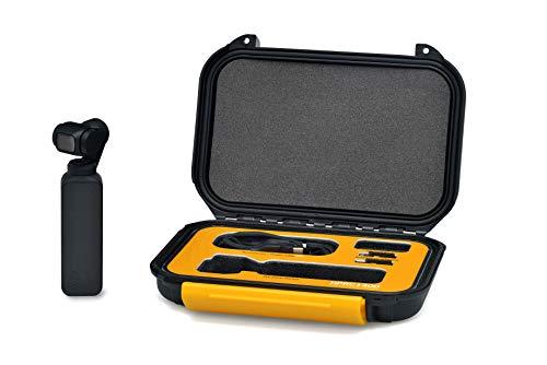 HPRC DJI OSMO POCKET Roller Case, 20 cm, 0,3 liter,Geel-Pan