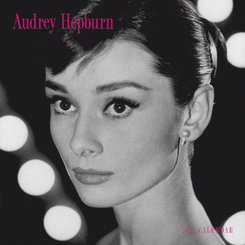 Audrey Hepburn 2012 Faces Square 12X12 Wall Calendar (Multilingual Edition)