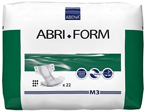 Abena Abri-Form Comfort Medio Número 3 2900 ml 70-110 cm Briefs de protección