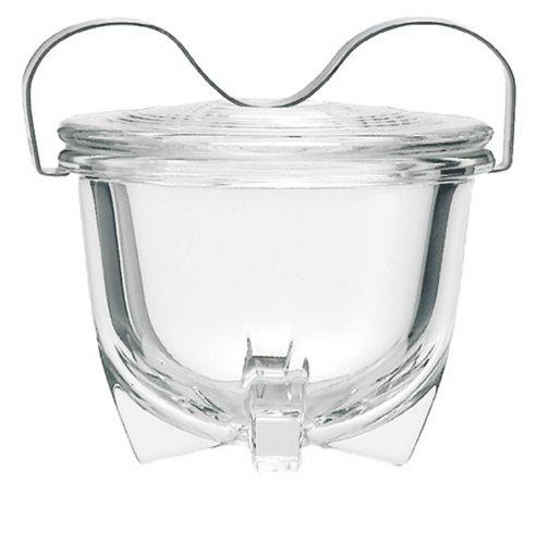 Jenaer Glas Wagenfeld Collection Eierkocher, Glas, Standard, 240 ml, 2 Stück