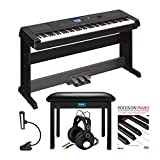 Best Digital Grand Pianos - Yamaha DGX-660 88-Key Portable Grand Electric Piano (Black) Review