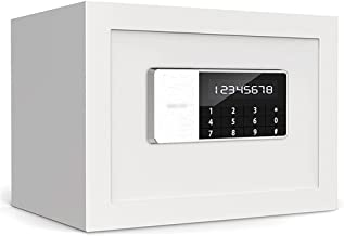 Safe Deposit Box Electronic Password Safe Deposit Box Small Lock-in Safe Deposit Box Suitable for Home Hotel Office Studen...