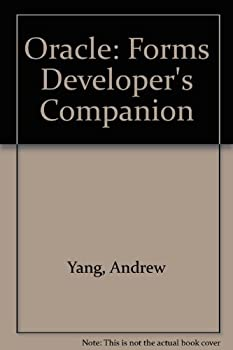 Best oracle forms developers companion andrew yang Reviews