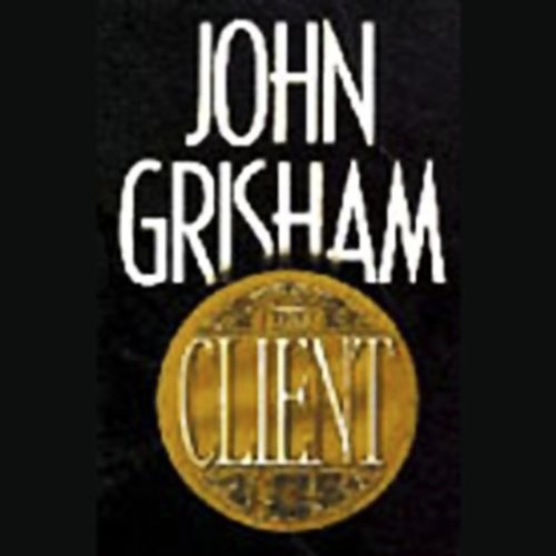 The Client audiobook cover art