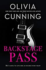 Backstage Pass: A Brooding Sexy Rockstar Finds His Muse in Bed and Out (Sinners on Tour Book 1) Kindle Edition