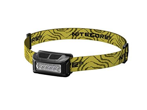 NiteCore NCNU10BK Lanterna,Unisex - Adulto, Negro, un tamaño