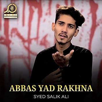 Abbas Yad Rakhna