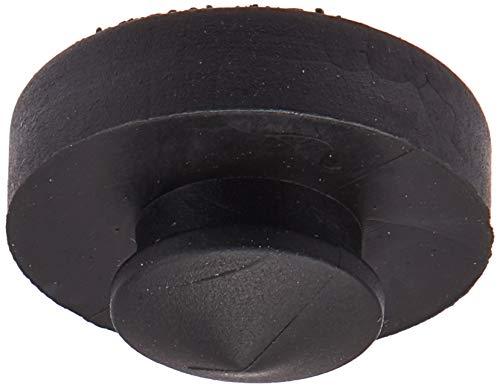 LY Tools Paire de Pieds de Rechange en Caoutchouc pour escabeau 40 x 20 mm