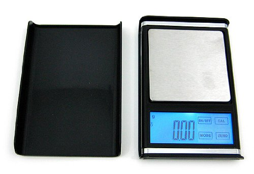 Touch Screen Pocket Scale 200 Gram X 0.01g Digital Scales US Balance Absolute