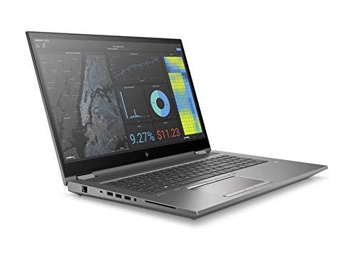 HP Laptop ZBook Fury 17 G7 - I7-10750H - 32 GB - 1 TB SSD NVMe - NVIDIA Quadro T2000 - Windows 10 Pro - 4K UHD Display