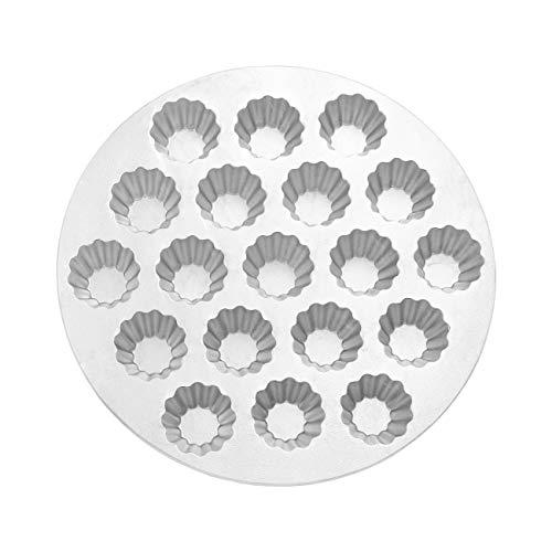 4BIG.fun Bakvorm voor 19 koekjes mandjes dikke wanden cakes noten cake pops