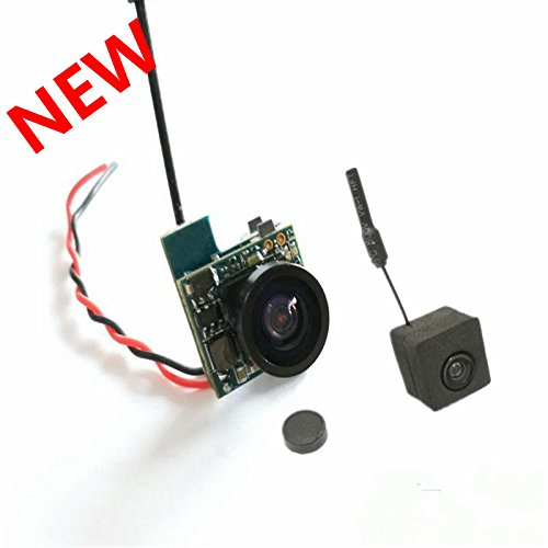 New CM275T 5.8G 25mW 48CH NTSC/PAL Mini VTX 600TVL FPV Camera for DIY Micro FPV Racer By KTOY