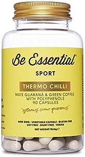 Be Essential - Thermo Chilli – ayuda a reducir la grasa localizada.90 cápsulas