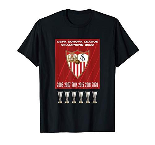 Sevilla Europa League Camiseta
