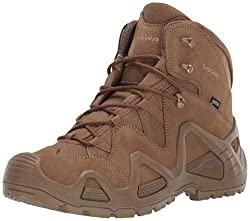 Lowa Men's Zephyr GTX Mid TF Hiking Boot (9.5 Medium, Coyote Op)