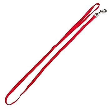 Chiot Lin en nylon compatible avec les colliers chiot dans 4couleurs 1m de long Idéal pour les éleveurs Disponible en pack économique