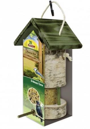 JR Wildvogel-PBar Erdnuss-Turm + Nachfüller