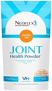 Neoflex Glucosamine HCL Chondroitin MSM Joint Powder, 30 Count by Neoflex