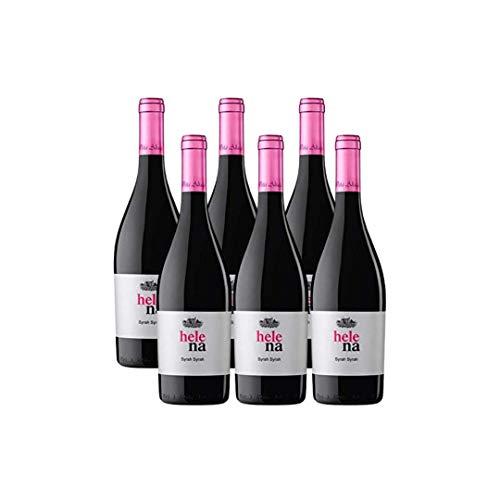 Aliaga Helena Syrah Syrah 2017 (pack 6 botellas). Vino tinto 100% Syrah de Navarra de la Bodega Viña Aliaga