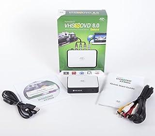 اسعار VIDBOX VHS to DVD 8.0 Deluxe