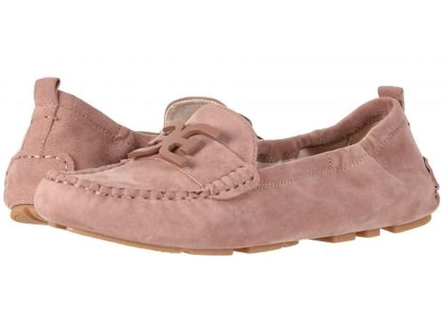 ライフルが欲しい感謝するSam Edelman(サムエデルマン) レディース 女性用 シューズ 靴 ローファー ボートシューズ Farrell - Dusty Rose Kid Suede Leather [並行輸入品]