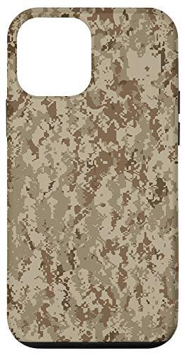 iPhone 12 mini US Navy Camo - Digital Desert NWU Type II Seal Camouflage Case