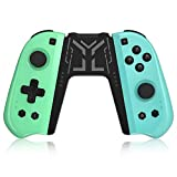 KINGEAR Controller für Nintendo Switch, Geschenke für Männer/ Frauen Switch Controller Für Nintendo Switch Spiele, Schöne Geschenke Wireless PC Spiele Controller with Macro/Turbo/Vibration Function