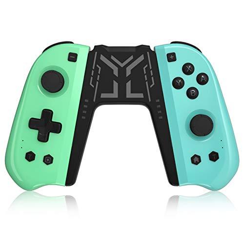 KINGEAR Controller per Switch Console/Switch Lite, regalo Kawaii per uomini e donne, Wireless Controller per Switch giochi Animal Crossing/Mario/Pokemon