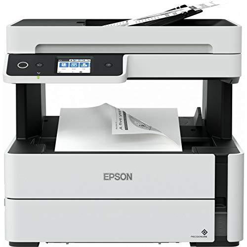Epson Ecotank M3140 4-in-1 Stampa, Scansione, Copia e Fax, Stampante Monocromatica