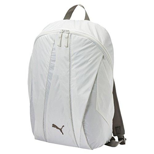 PUMA Rucksack En pointe Backpack, Puma White-Rock Ridge, OSFA, 75275 01