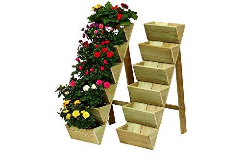 best Wooden Herb Planter