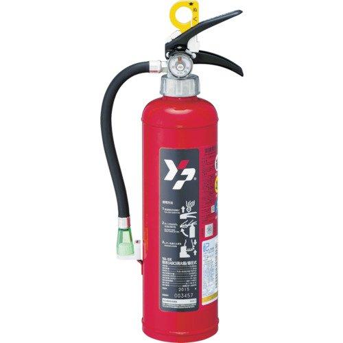 ヤマトプロテック 消火器 5型粉末 (蓄圧式粉末) YA-5X リサイクルシール付属