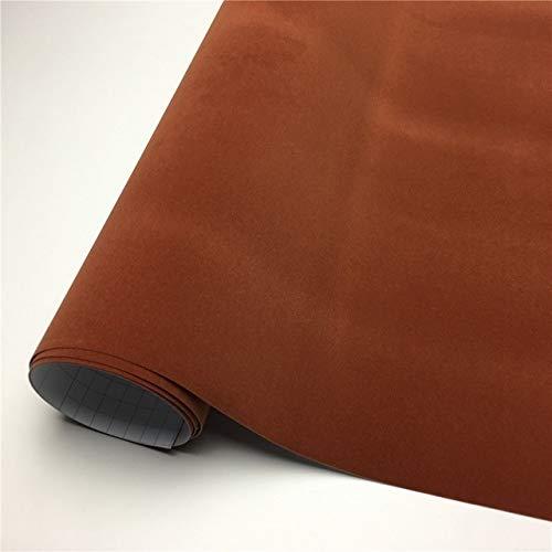 QiuKui Decals Accessories Suede-Vinylverpackungs-Samt-Vinylverpackungs-Film Car Wrapping Blatt-Aufkleber Für Auto-Wraps Fahrzeug Aufkleber Console Computer-Haut