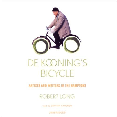 De Kooning's Bicycle cover art