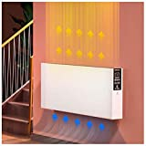 XDD Home Heater Small 2200W/2500W Energy-saving Heater Wall-mounted Convection Electric Heating Vertical...
