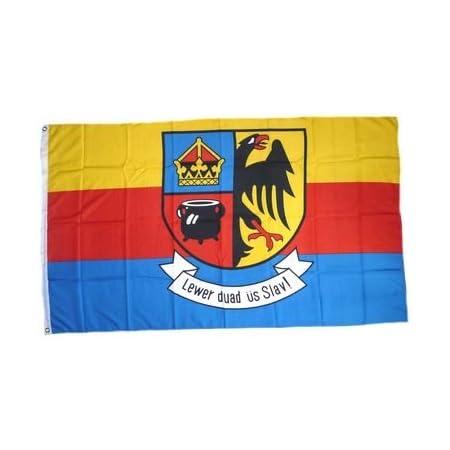 Fahne Flagge Nordfriesland Schrift Neu 90 X 150 Cm Sport Freizeit