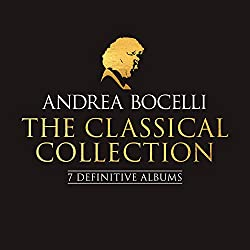 Andrea Bocelli-The Complete Classical Albums