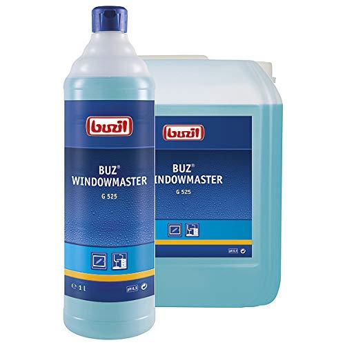Buzil BUZ WindowMaster G525 Glasreiniger Kozentrat 1 Liter