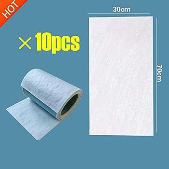 NO LOGO L-Yune, 10 UNIDS HEPA Antibacteriano Anti-Polvo de algodón for Philips xiaomi purificador de Aire 2/1 / Universal Filtro de Aire Acondicionado de algodón: Amazon.es: Hogar