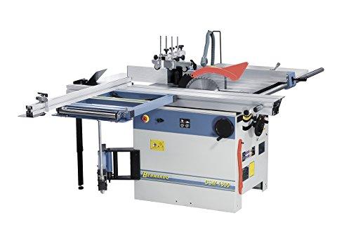 CSM 1600 Format Kreissäge- Fräsmaschinen 08-1180 Bernardo