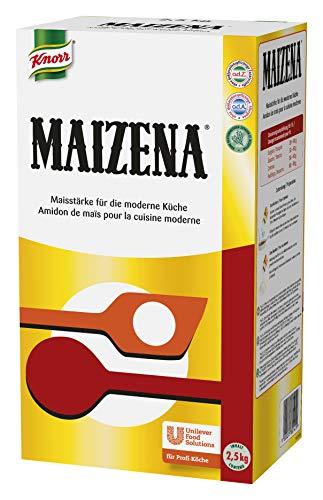 Maizena Bindemittel (Speisestärke aus natürlicher Maisstärke) 1er Pack (1x 2,5 kg)
