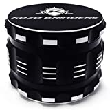 Kozo Best Herb Grinder [Upgraded Version]. Large 4...